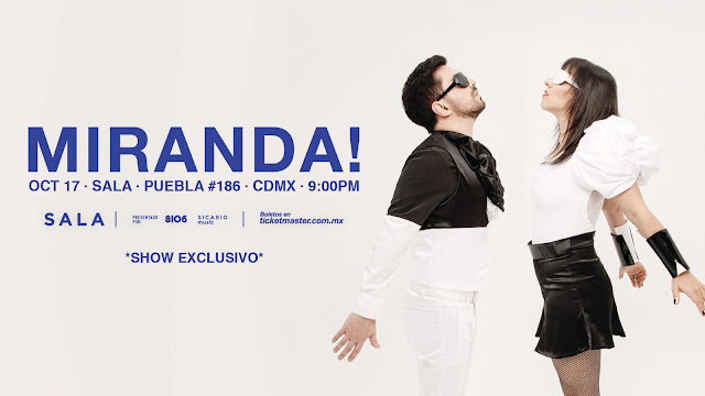 Miranda! en Ciudad de México