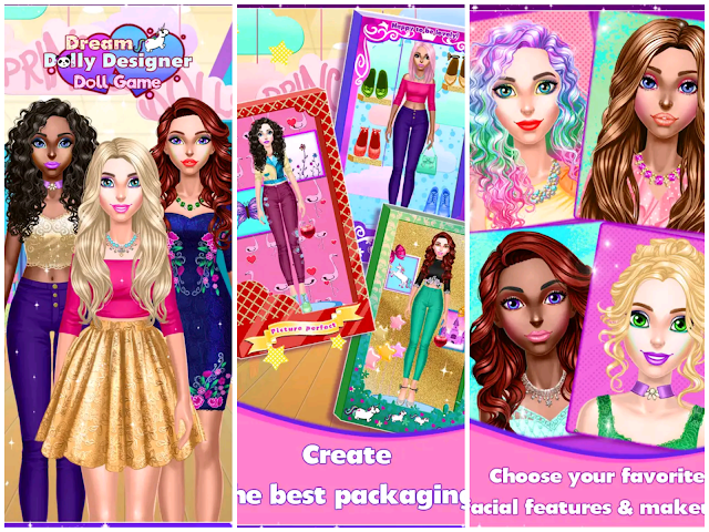 Dream Dolly Download Games For Girls Free 2019