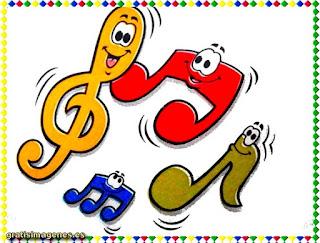 Resultado de imagen de dibujo musica infantil