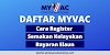 Daftar MyVAC: Cara Register Untuk Menjadi Sukarela Bukan Kesihatan (Elaun Harian RM50)