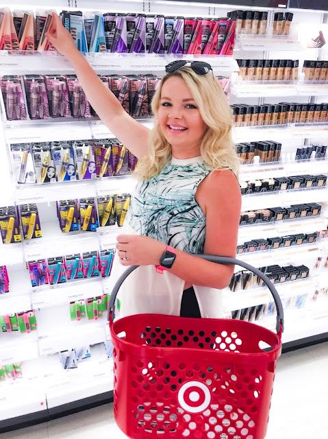 Finding drug store makeup dupes at target