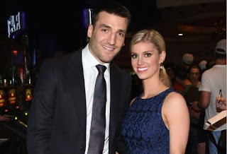 Patrice Bergerons Wife Stephanie Bertrand Has Degree In Psychology