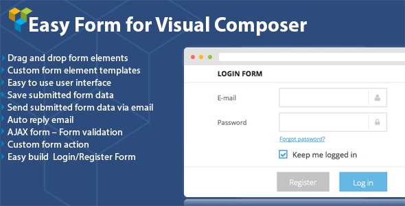 DHVC Form v1.4.5 – WordPress Form for Visual Composer