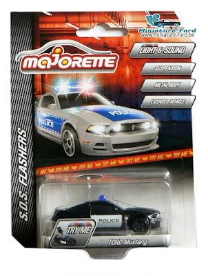 Majorette, Ford Mustang