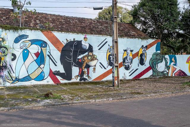 Grafite em murro