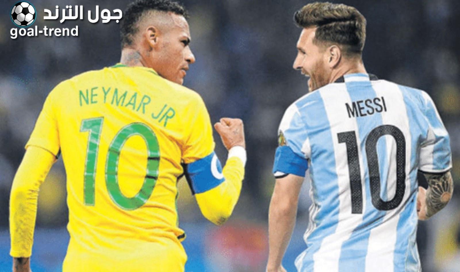 نتيجة مواجهة البرازيل والارجنتين في كوبا أمريكا