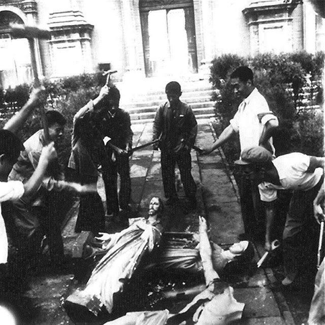 As violências comunistas contra os católicos foram contraproducentes. O número dos fiéis católicos não parou de aumentar.