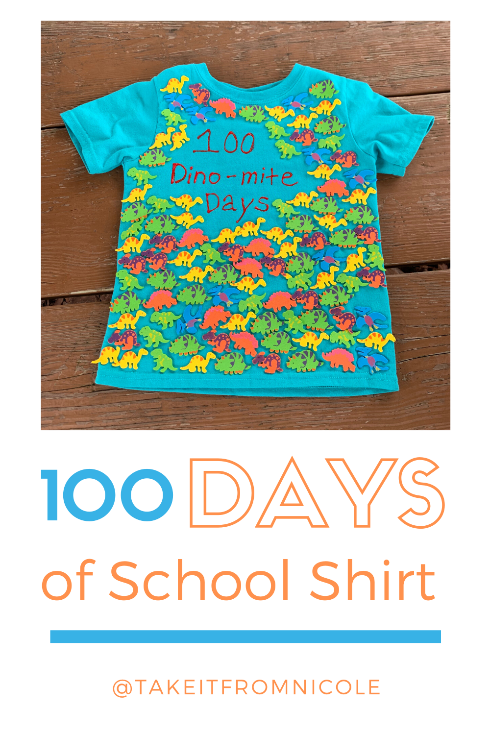 100 Dino-mite Days of School!