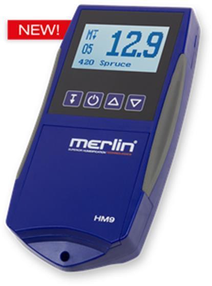 Jual Moisture Meter MERLIN HM9 WS1 Veneer Call 08128222998