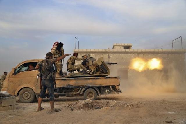 Πρώην μέλη της Αλ Κάιντα και του ISIS η τουρκική «εμπροσθοφυλακή»