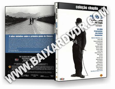 Charlie – A Vida e a Arte de Charles Chaplin (2003) DVD-R OFICIAL