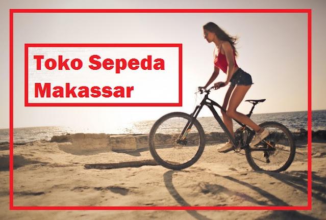toko sepeda makassar