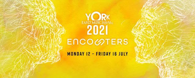 York Early Music Festival: Encounters