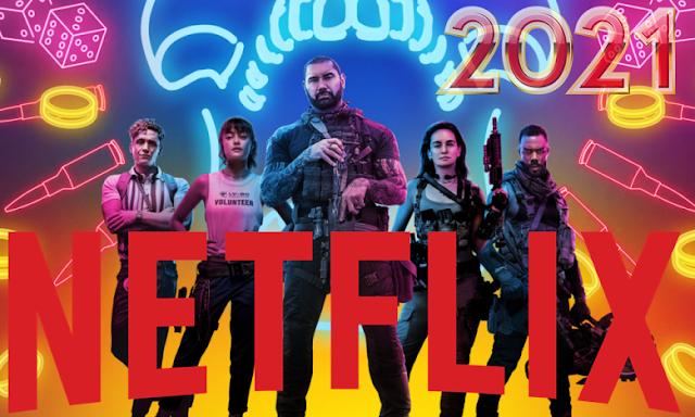 Filme Netflix originale apărute în 2021