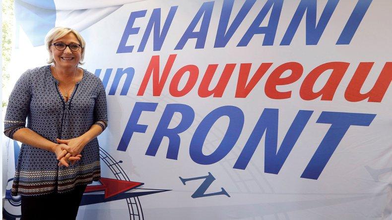 «Refondation historique» du FN : à Toulouse, Marine Le Pen rassemble ses cadres malgré la tourmente