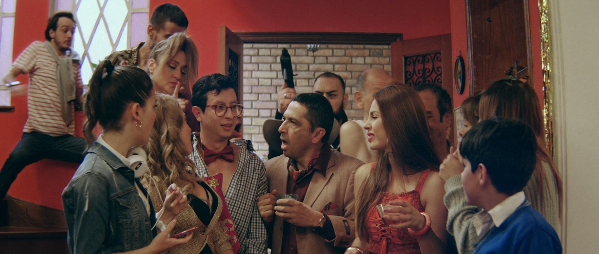 La pachanga (2019) 1080p WEB-DL Latino
