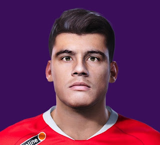 PES 2020 Faces Lorenzo Melgarejo