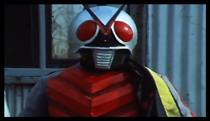 Kamen Rider X Episódios 12 e 13