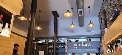 Detalle del Restaurante Grecocina