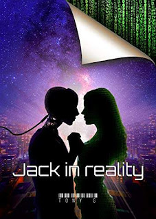 Jack in reality - psychological thriller book by Tony Garrod