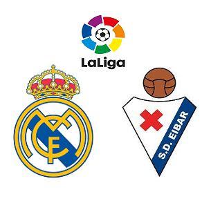 Real Madrid vs Eibar match highlights | La Liga