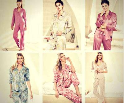Marca de Pijamas Femininos de Luxo Victorias Secret