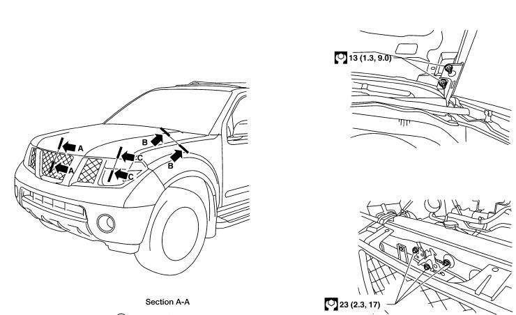 repair-manuals: Nissan Xterra N50 2005 Repair Manual