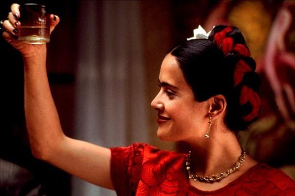 Cena do Filme Frida