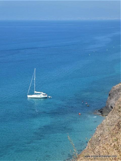 las mejores playas de Almería en Cabo de Gata