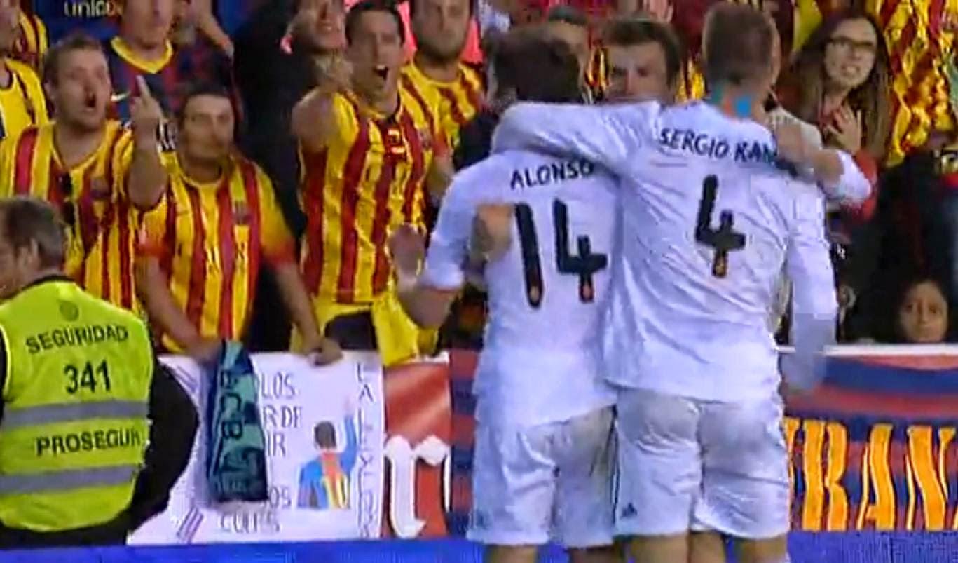 FC Barcelona 1-2 Real Madrid - Final Copa del Rey 2014 - el troblogdita - Barça - Real Madrid - Copa del Rey - Social Media - SEO
