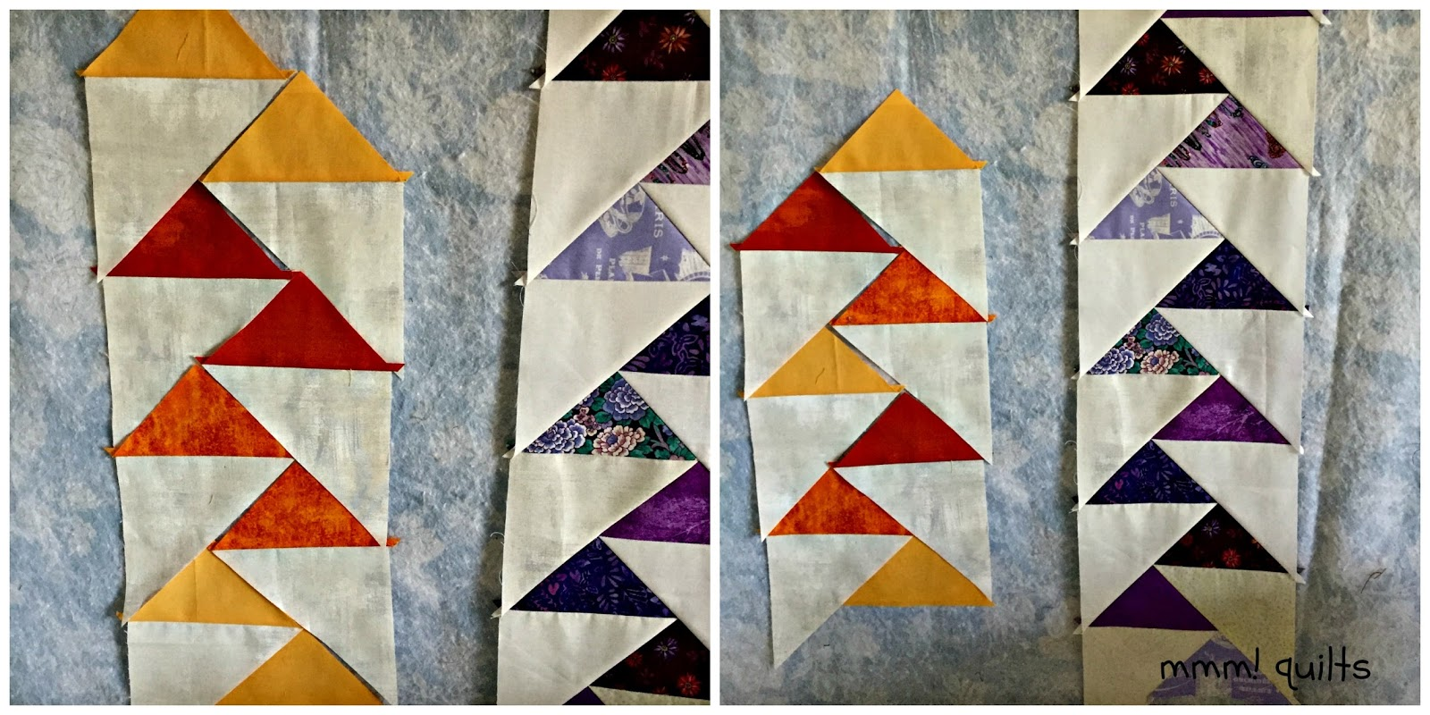 Musings of a Menopausal Melon - mmm! quilts: January 2017 : migrating geese quilt pattern - Adamdwight.com