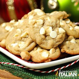 Best Ever White Chocolate Macadamia Nut Cookies