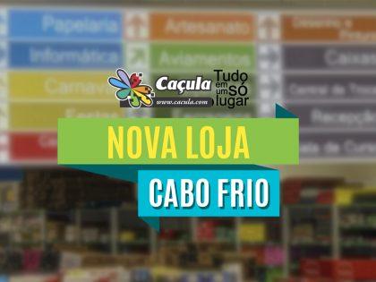 06437d41536 Cartão Vermelho  Loja Caçula de Cabo Frio Causa Constrangimento ao ...