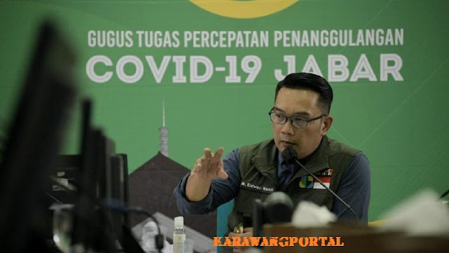 Gubernur Jawa Barat Kenalkan Alat Tes COVID-19 Penemuan Unpad dan ITB