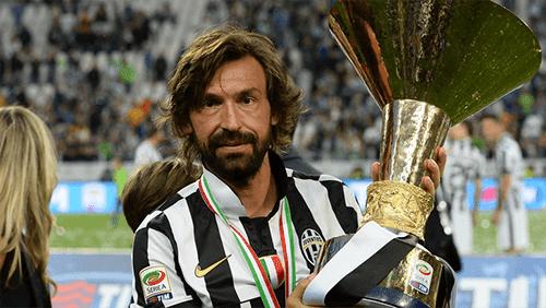 Andrea Pirlo pemain gelandang paling genius di masanya
