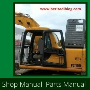 PC100-6 PC120-6 PC120LC-6 PC130-6 shop manual