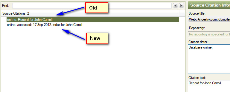 family tree maker user find a grave transfer free form to source