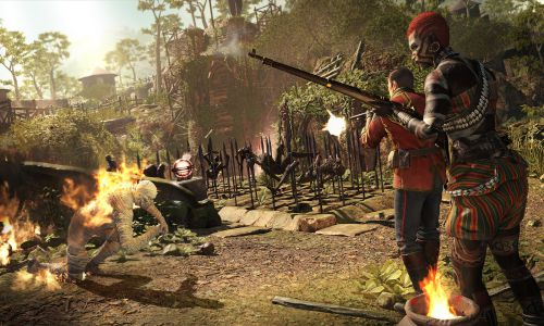 Download Strange Brigade PC Game Full Version Free