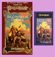 reseña libro El pacto de la forja (naciones enanas dragonlance)