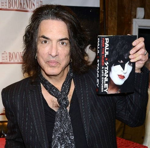 KISSTORY VIDEO: Paul Stanley Q&A at the San Francisco Jewish Community Center (04/25/2014)