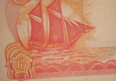 Misteri Rp100 Perahu Layar Uanglama