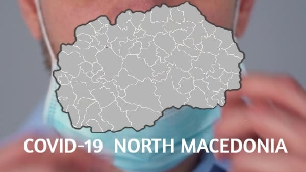 120 new COVID-19 cases in North Macedonia, the highest number in 24 hours