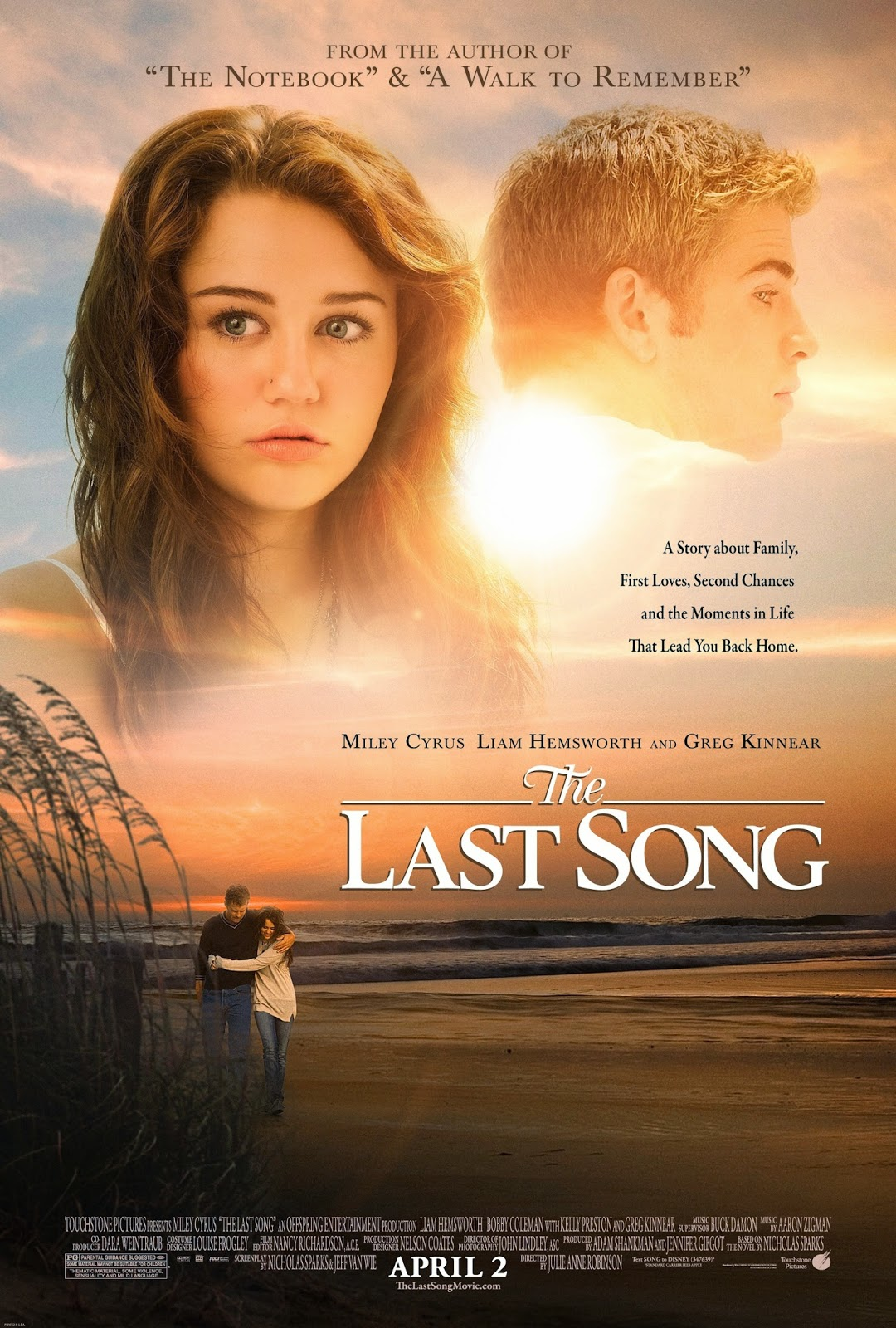 The Last Song 2010 ταινιες online seires oipeirates greek subs