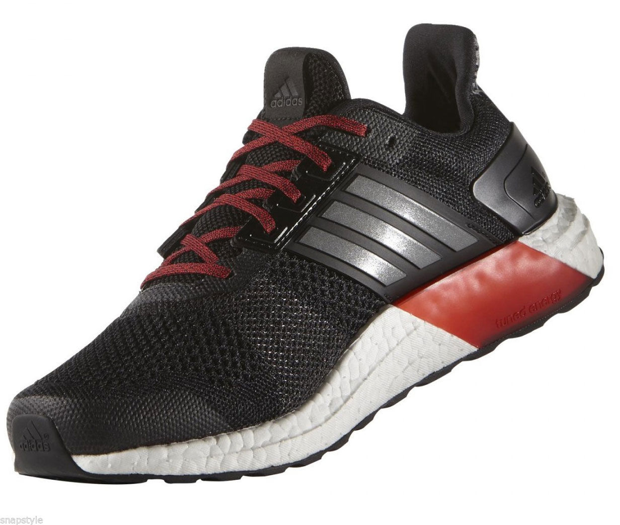 new style 47689 45f8d Extremely comfortable running shoes with the Adidas beloved Boost  Technology. The superior smooth outsole and elastic heel provides ultimate  comfort and ...