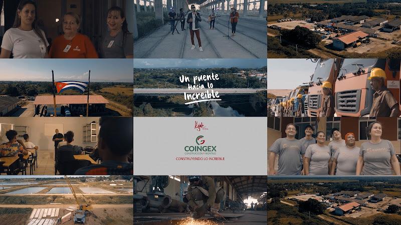 ¨Un puente hacia lo increíble¨ - Videoclip - Producido por COINGEX y Kijote films. portal Del Vídeo Clip Cubano. Música cubana. Cuba.