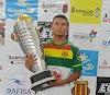 Jovem Goleiro Rian natural de São Bernardo é campeão maranhense de futsal pela equipe do Sampaio
