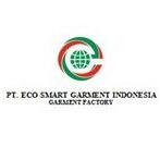 PT. ECO SMART GARMENT INDONESIA - OPERATOR SEWING