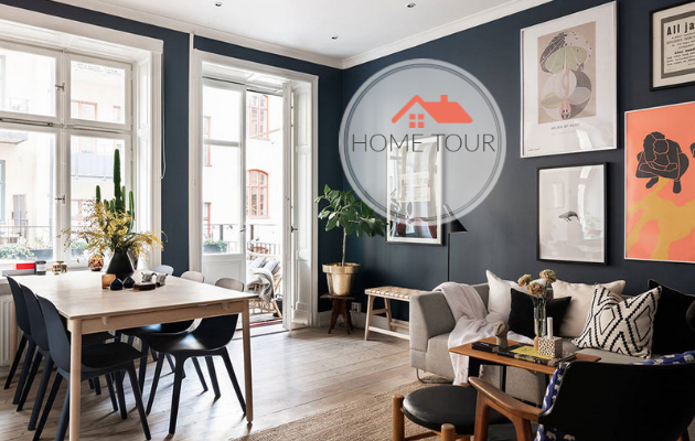 ΞΕΧΩΡΙΣΤΑ ΣΠΙΤΙΑ: Διαμέρισμα σε Μοντέρνο πολύ καλαίσθητο στυλ