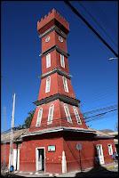 Vicuna, Chile, Elqui, Gabriela Mistral, torre Bauer