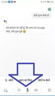 Hi Google Kaise ho